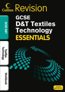 Textiles Technology : Revision Workbook, Paperback Book