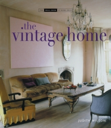 The Vintage Home, Hardback Book