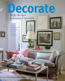 Decorate (New Edition with new cover & price) : 1000 Professional Design Ideas for Every Room in the House, Hardback Book