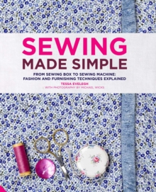 Sewing Made Simple, Hardback Book