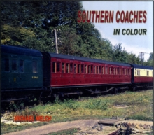 Southern Coaches in Colour, Paperback / softback Book
