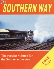 Southern Way Issue 21, Paperback / softback Book