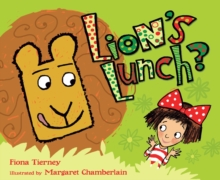 Lion's Lunch?, Paperback Book