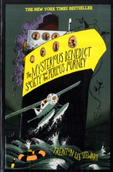 The Mysterious Benedict Society and the Perilous Journey, Paperback Book