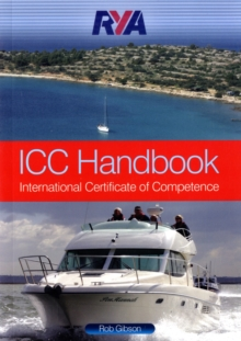RYA ICC Handbook : International Certificate of Competence, Paperback Book