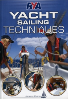 RYA Yacht Sailing Techniques, Paperback Book