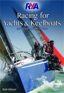 RYA Racing for Yachts and Keelboats, Paperback Book