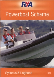 RYA Powerboat Scheme Syllabus and Logbook, Paperback Book