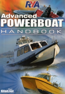 RYA Advanced Powerboat Handbook, Paperback Book
