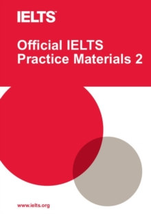 Official IELTS Practice Materials 2 with DVD, Mixed media product Book