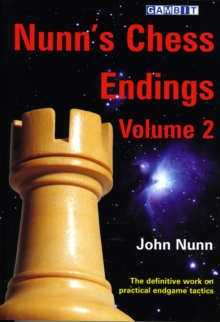 Nunn's Chess Endings : v. 2, Paperback Book