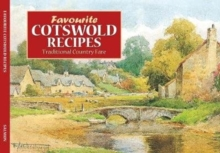 Salmon Favourite Cotswold Recipes, Paperback / softback Book