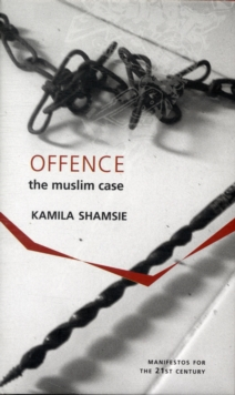 An Offence : The Muslim Case, Paperback / softback Book