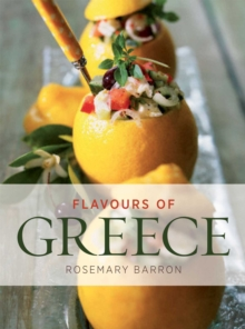 Flavours of Greece, Hardback Book