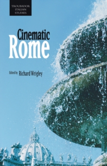 Cinematic Rome, Hardback Book