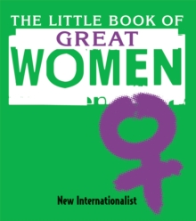 The Little Book of Great Women, Paperback Book
