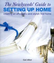 The Newlyweds' Guide to Setting Up Home, Hardback Book