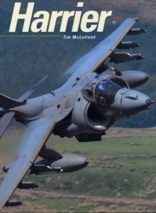 Harrier, Hardback Book