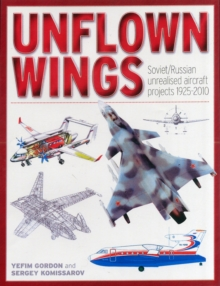 Unflown Wings, Hardback Book