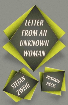 Letter From an Unknown Woman and Other Stories, Paperback Book