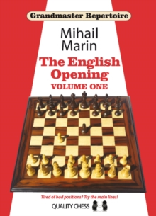 Grandmaster Repertoire: English Opening : Volume 1, Paperback Book