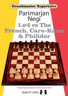 1.e4 vs The French, Caro-Kann and Philidor, Paperback Book