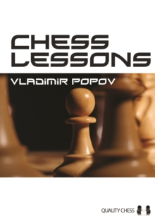 Chess Lessons, Paperback Book
