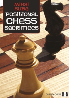 Positional Chess Sacrifices, Paperback Book