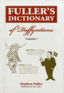 Fuller's Dictionary of Daffynition's, Hardback Book
