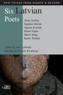 Six Latvian Poets, Paperback Book