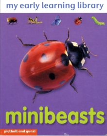 Mini Beasts, Board book Book