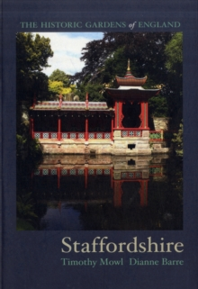 Gardens of Staffordshire, Paperback / softback Book