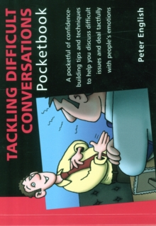 Tackling Difficult Conversations Pocketbook, Paperback Book