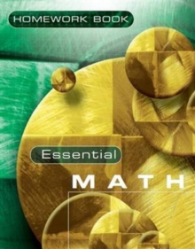 Essential Maths 7H Homework Book, Paperback Book