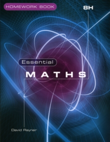 Essential Maths 8H Homework Book, Paperback Book