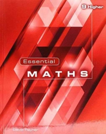 Essential Maths 9 Higher : 9, Paperback Book