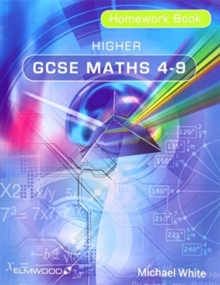 Higher GCSE Maths 4-9 Homework Book, Paperback / softback Book