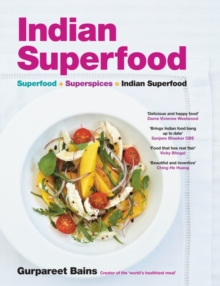 Indian Superfood, Paperback Book