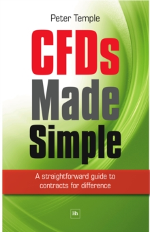 CFDs Made Simple : A straightforward guide to contracts for difference, Paperback / softback Book