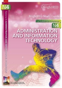 National 4 Administration and IT Study Guide : N4, Paperback Book