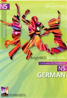 National 5 German Study Guide, Paperback Book