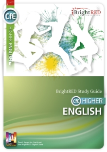 CFE Higher English Study Guide, Paperback Book