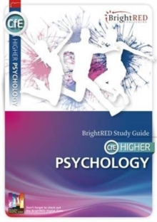 CfE Higher Psychology Study Guide, Paperback / softback Book