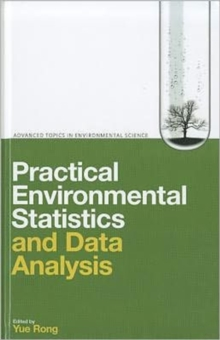 Practical Environmental Statistics and Data Analysis, Hardback Book