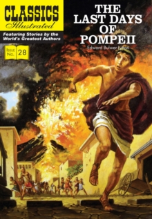 The Last Days of Pompeii, Paperback Book