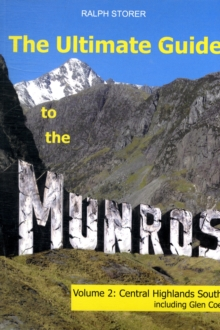 The Ultimate Guide to the Munros : Central Highlands South, Paperback Book