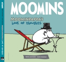 Moomins : Moominpappa's Book of Thoughts, Hardback Book