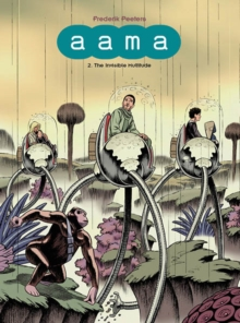 Aama : The Invisible Throng, Hardback Book