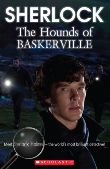 Sherlock: The Hounds of Baskerville, Mixed media product Book