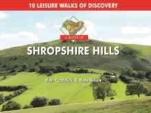 A Boot Up Shropshire Hills, Hardback Book
